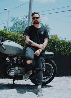 Why Branded is Better When Creating your Biker Look
