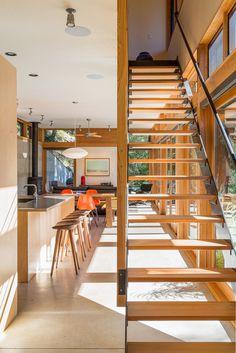 Chechaquo Cabin - Natural Modern Mountain Cabin Design 2