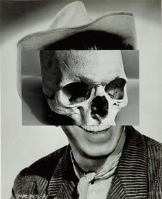 John Stezaker | who killed bambi? #collage