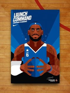NIKE All-Star Week - Always With Honor #campaign #nike #illustration #basketball