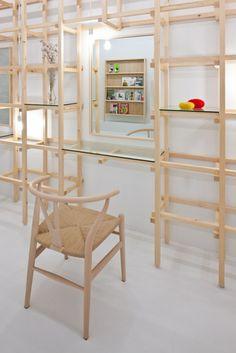 end…Link by Yasunari Tsuakada #interior #minimalist #minimal #space