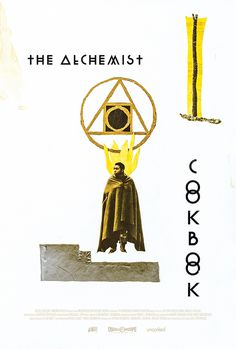 The Alchemist Cookbook #oscilloscope #alchemist #collage #film #poster #fire #flame #symbolism #