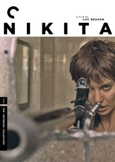 La Femme Nikita (1990). Luc Besson #film #collection #besson #cover #luc #criterion