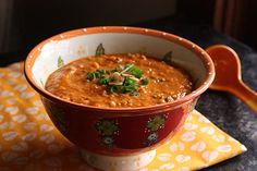 west african peanut soup 2 032313 #food