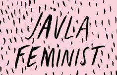 Lina Forsgren #ink #poster #typography
