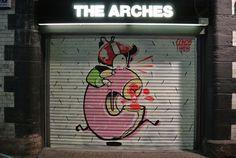 Conzo Throb #graffiti #conzo #art #street