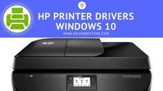 HP Printer Drivers Windows 10
