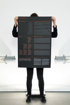 Die Idee Struktur, Rhythmus und Systematik der Zeit zu decodieren führte zum Konzept des »ewigen Kalenders«. #calendar #infinity #poster