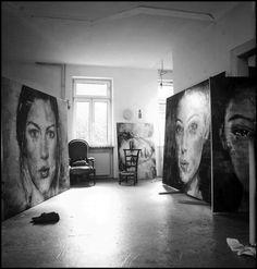 Harding Meyer | PICDIT #painting #portrait #art