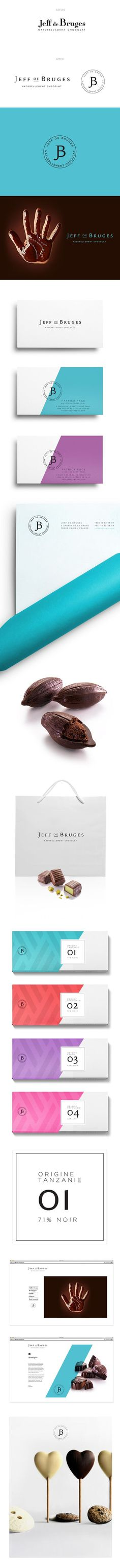Jeff de Bruges #brand #identity