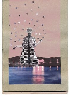 Untitled | Flickr - Photo Sharing! #illustration #collage
