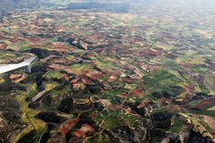 spain by sidney gomez #inspiration #creative #airplane #flying #photography #beautiful