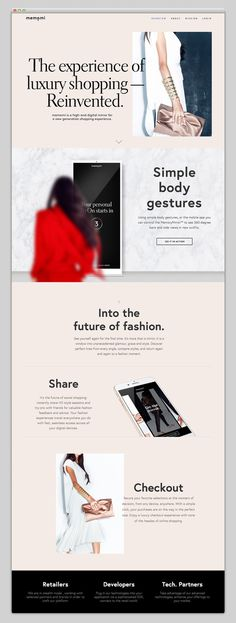 The most beautiful websites collection – Follow www.mindsparklemag.com #webdesign #minimal #design #beautiful #website #award #web #webin