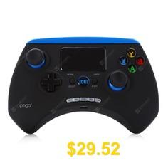 IPEGA #PG #- #9028 #Wireless #Gamepad #- #BLUE #AND #BLACK