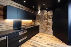 kitchen / Jean-Pierre Lott Architecte