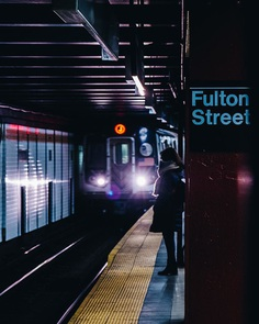 NYC Street Photography Vol I on Behance
