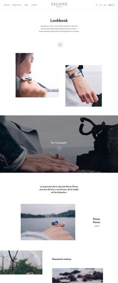 Made by Gelpi Lookbook design