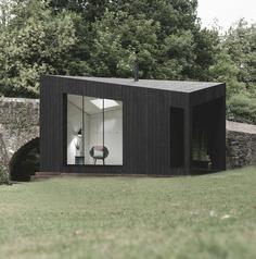 Koto Cabins Featuring Minimal Aesthetics of Scandinavian Design