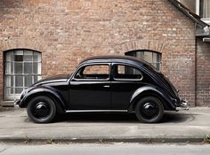 Convoy #beatle #car #black