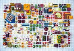 Pjadad Atelier Food Still life #atelier #design #food #still #life