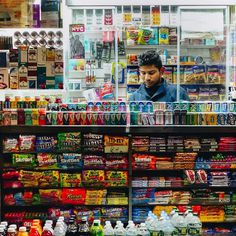 NYC Newsstands: Urban Photo Series by Nei Valente