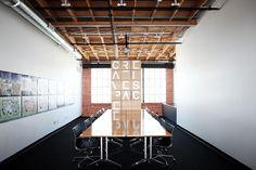 Creative Space | RoAndCo Studio #environmental #design #roco #typography