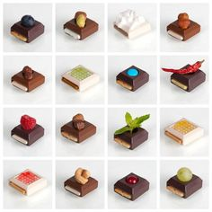 DIY Modular Gourmet Chocolates #chocolate #creation
