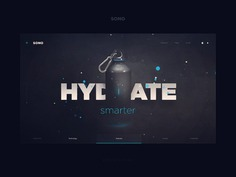 SONO Landing page by Stan