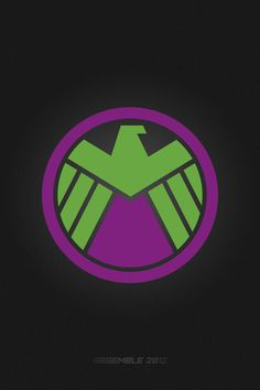 The Avengers #hulk #superhero #design #avengers #minimal #marvel