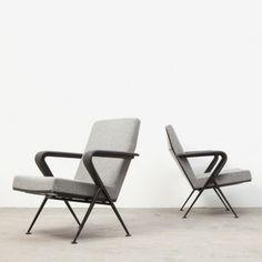 Repose Lounge Chair by Friso Kramer for Ahrend de Cirkel