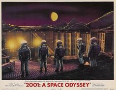 recovering lazyholic blog #movie #kubrick #design #space #vintage