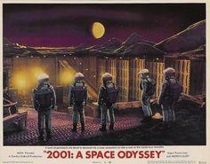 2001: A Space Odyssey lobby card