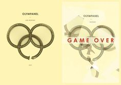 Olympanel: Deformation || Poster Design by Florian Hierholzer
