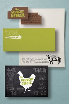Hand Drawn Food Stationary