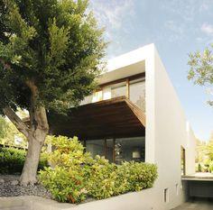 Geometry-Driven Architecture: House in Rocafort by Ramon Esteve Studio #architecture