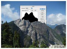 afdruk02.jpg 620×460 pixels #mountain #visual #humour #graph #photography #photoshop #levels