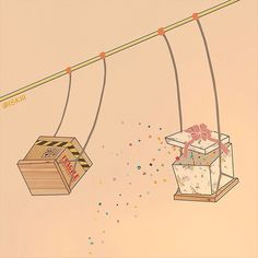 MOOD SWiNG ❑ illustration by @iSKiii
