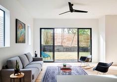 living room / Davey McEathron Architecture