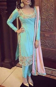 Punjabi Salwar Suit - Happy Shappy