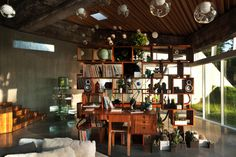 23.2 — Omer Arbel #interior #home