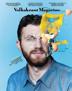 Newest cover Volkskrant Magazine.Photo by the fab Arjan BenningVolkskrant Magazine is the saturday supplement from De Volkskrant (biggest qu #cover #magazine