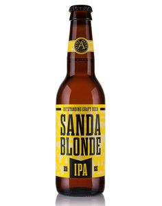 Fyne Ales Sanda Blonde IPA