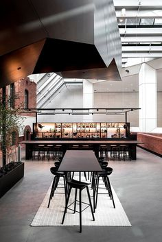 Contemporary Workplace with a Distinctive Hotel-Like Aesthetic 13