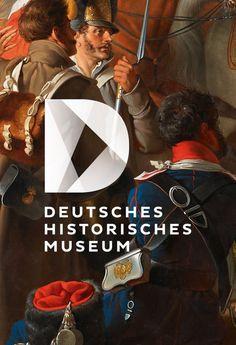 Neues Logo für Deutsches Historisches Museum #inspiration #museum #design #poster #logo