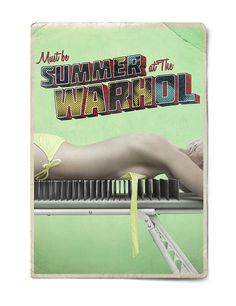 Creative Review   Andy Warhol Museum campaign turns up the heat