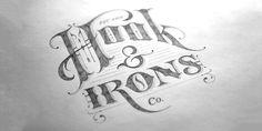 hook, iron, logo