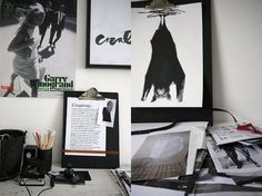 personal studio #interior