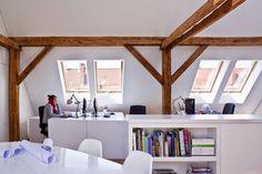 Design Studio Poznan by PL.architekci #interior #design #office