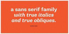 Supria Sans™ #sans