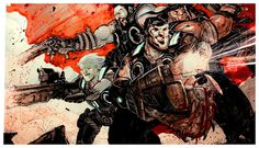 .:Bring The Noise:. 2.0 by ChrisVisions on deviantART #of #gears #war